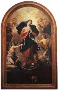 """""""Oración a la Virgen que desata los nudos"""""""