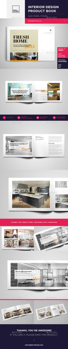 Corporate Business Brochure 16 Pages | Download, Page Template And