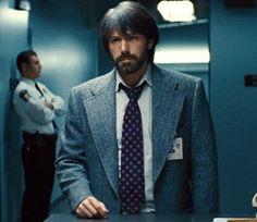 映画アルゴ、CIA工作本部技術部のトニー・メンデス演じるのはベン・アフレック。