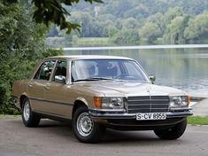 Mercedes-Benz 450 SEL 6.9 (1975 – 1980).