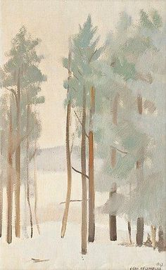 View artworks for sale by Nelimarkka, Eero Eero Nelimarkka Finnish). Browse upcoming auctions and create alerts for artworks you are interested in. Winter Painting, Winter Art, Snow Scenes, Winter Scenes, Botanical Illustration, Illustration Art, Illustrations, Leaf Art, Tree Art
