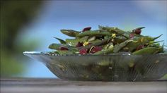 Watch how to make my Green Beans with Olives and Garlic from episode 6 - for more recipes and videos visit http://www.annabel-langbein.com/frc/season-2/episode-6/