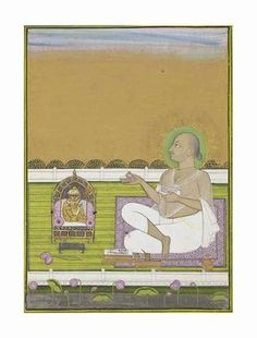 A SAGE OF THE PUSHTIMARG SECT