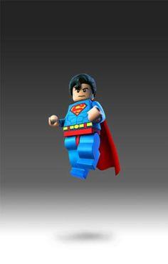 Batman, Superman et Wonder Woman dans « Lego Batman 2 », sur PS3, Xbox 360, Wii.