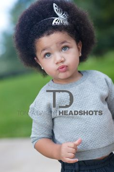 ***Try Hair Trigger Growth Elixir*** ========================= {Grow Lust Worthy Hair FASTER Naturally with Hair Trigger} ========================= Go To: www.HairTriggerr.com ========================= What A Precious Cutie Pa Tootie Lil Natural Hair Baby!!!