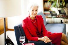 IMF Chief Christine Lagarde: Slow Economic Growth Is 'New Mediocre' - The Atlantic