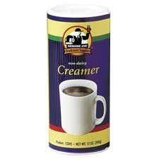 Genuine Joe : Creamer, Non-Dairy, Reclosable Lid, 12 oz, -:- Sold as 2 Packs of - 3 - / - Total of 6 Each Non Dairy Coffee Creamer, Amazon Website, Break Room, Canisters, Drinking Tea, Gourmet Recipes, Beverages, Packing, Mugs