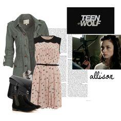 Teen Wolf: Allison argent