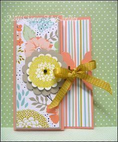 Scalloped Tag Topper Punch Card!....