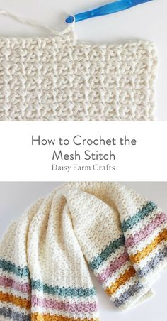 30+ Crochet Stitches For Blankets and Afghans - Many with Video ... 94b502a27
