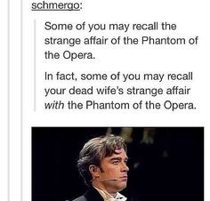 Phantom of the opera funny