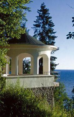 Toila-Oru park pavilion, Estonia
