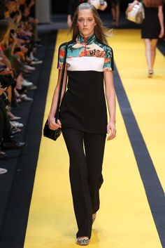 Spring 2015 Ready-to-Wear - Carven