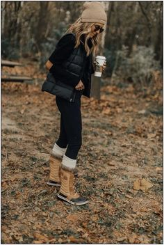 winter outfits stylish Womens Stylish Boots and Winter Looks Winter Outfits For Teen Girls, Casual Winter Outfits, Autumn Casual, Outfit Winter, Casual Shoes, Dress Casual, Casual Hair, Winter Dresses, Dress Winter