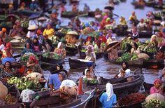 Pasar Apung, Banjarmasin