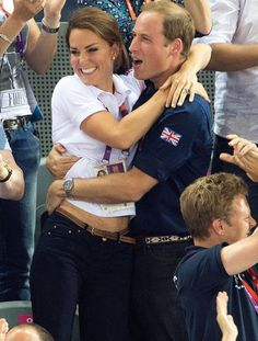 Kate and William: their romance in pics