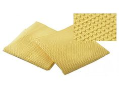 The Waffle Weave Towel is perfect for drying your car, truck or SUV because they are extra soft and absorbent. The waffle weave traps water for fast drying. Microfiber is the cloth the professionals use for touching and wiping cars because it is super-soft and absorbent, and does not scratch paint when used properly