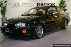 1987 ford sierra rs500 cosworth. Limited to 500 units