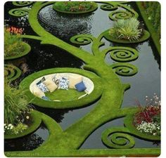 1000 Images About Floating Gardens On Pinterest Gardens 400 x 300