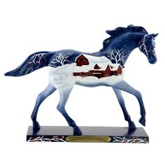 The Trail of Painted Ponies - Official Website and Store, original Painted Ponies sculpture, plus collectibles, figurines and gifts inspired by The Trail of Painted Ponies art projects. Pony Horse, Horse Girl, Pretty Horses, Beautiful Horses, Trail Of Tears, Cowboy Horse, Painted Pony, Carousel Horses, Animal Decor