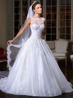 Center Noivas - Coleção Vestidos de Noiva