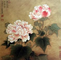 Song Dynasty Gongbi Painting and Sketches - http://www.inkston.com/stories/produce/song-dynasty-gong-bi-hua-sketches/ Gongbi is a style of detailed chinese painting originating during the Han Dynasty and perfected during the Song Dynasty (960–1279). Here is a set of examples for reference along with sketch templates. You can use these sketches to make your own paintings as shown in: How to Paint Gong Bi Hua for ... #Gongbihua  #Produce