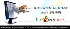 kre8iveminds.com provides business card design.