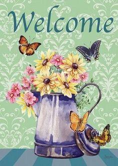 Welcome ~ Artist Shawn D Jenkins Decoupage Vintage, Illustrations, Illustration Art, Welcome Pictures, Shabby, Vintage Butterfly, Pink Butterfly, Vintage Images, Retro Vintage