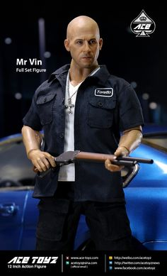Fast and Furious 1/6 Vin Diesel Action figure  (http://www.kghobby.com/ace-toyz-at-003-mr-vin-1-6-action-figure/)