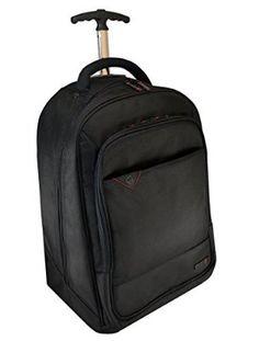 Lighten Up Rolling Backpack in Blush Pink | Traditional, Bottle ...