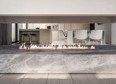 Q-house single family house interior design, Grudziądz   TAMIZO ARCHITECTS