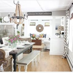 """Helping others """" Love the space they Live in """". Visit our blog for paint colors and sources. Email : doucettedesign@comcast.net"""