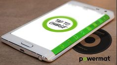 Wireless charging now the calling card of the Samsung Galaxy Note 5 | Powermat • Life at 100%