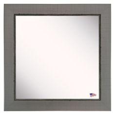 Rayne Mirrors Swift Wall Mirror - V083/24.5-34.5