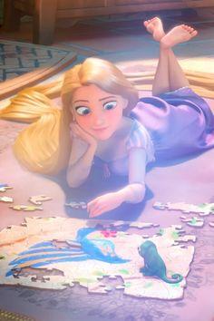디즈니 배경화면 공유함!! : 네이트판 Disney Rapunzel, Tangled Rapunzel, Disney Princess Pictures, Disney Pictures, Disney Kunst, Disney Art, Disney Animation, Disney And Dreamworks, Disney Pixar
