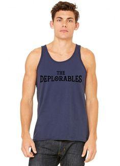 The Deplorables tank top