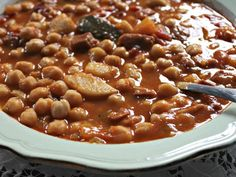 Easy Cuban Garbanzo Stew Recipe | Devour The Blog: Cooking Channel's Recipe and Food Blog