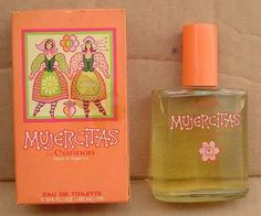 mujercitas perfume - Google Search