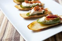 Recipe: Jalapeño Popper Potato Skins — Recipes from The Kitchn