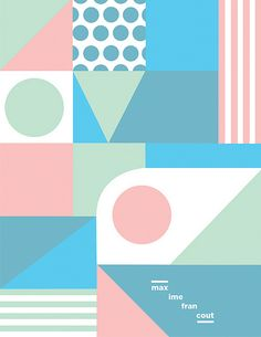 PATTERN by maximefrancout, via Flickr