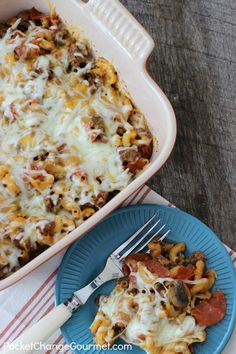 Pizza Casserole | Re