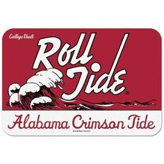 Alabama Crimson Tide Crimson Welcome Mat