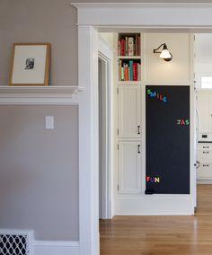 JAS Design Build - Magnetic Chalkboard Lead Pencil, Magnetic Chalkboard, Building Design, Lockers, Locker Storage, Cabinet, Modern, Room, Furniture