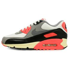 outlet store d2948 50cca Nike Air Max 90 OG Sail Cool Grey Shoes