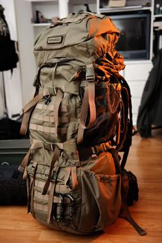 Going Places and Doing Stuff | Review: Eberlestock V90 Battleship Pack