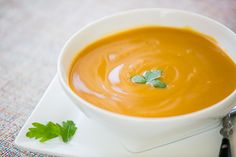 Butternut Squash and Apple Soup (via www.ingoodtastemag.com)