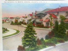 Marvin Gardens,  Atlantic City. (When A.C. was nice.)