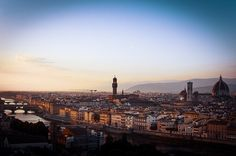 Florence, Italy / photo by Darius Bisikirskas