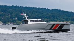 World's First Manned Nanocomposite Boat Will Chase Pirates