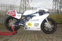 Ducati Verlicchi framed TT2 Forsale